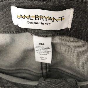 Lane Bryant Jeans - NWT Lane Bryant high rise skinny jeans size 26L